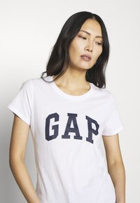 GAP - FRANCHISE TEE  2 PACK - T-shirt con stampa - navy uniform - 5