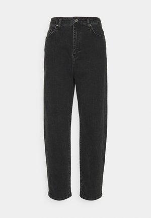 AVELON  - Jeans Bootcut - grey stone wash