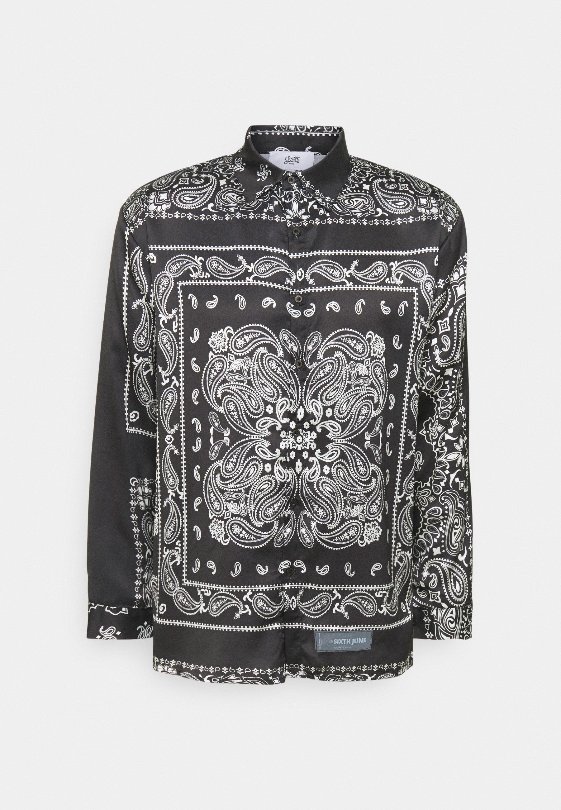 Uomo BANDANA SHIRT - Camicia