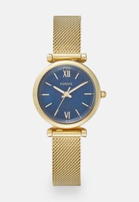 Fossil - CARLIE MINI - Watch - gold-coloured - 0