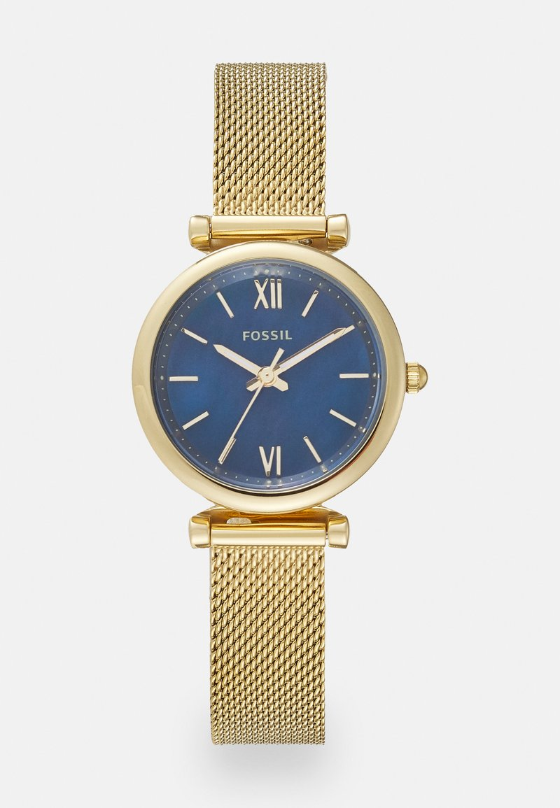 Fossil - CARLIE MINI - Watch - gold-coloured