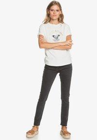Roxy - Print T-shirt - snow white - 1