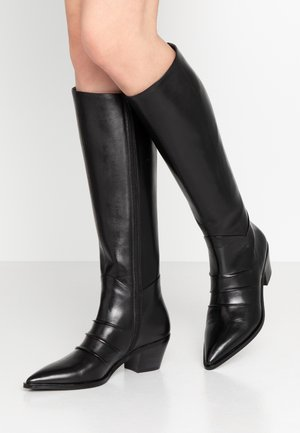 Boots - glove nero