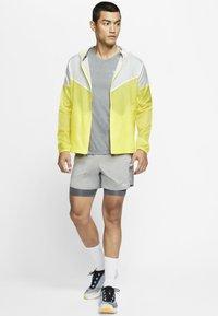 Nike Performance - Sports shorts - iron grey/iron grey/heather - 1