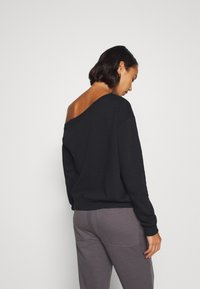Even&Odd Petite - Sweatshirt - black - 2