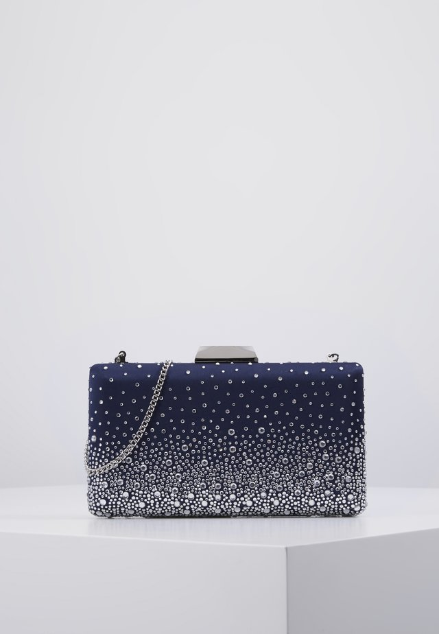 RYLIE GRADIENT HEATFIX - Clutch - navy