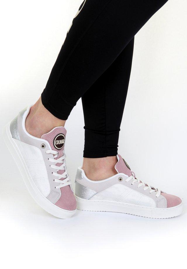 SNEAKER BRADBURY PRIME - Baskets basses - pink