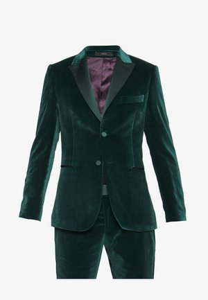 GENTS TAILORED FIT EVENING SUIT SET - Jakkesæt - dark green