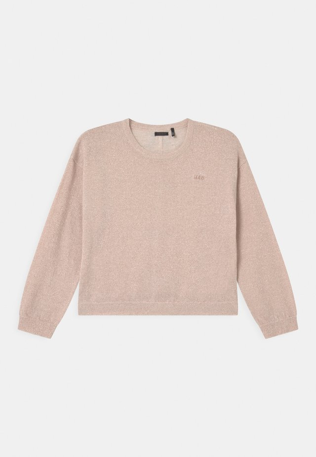 Pullover - rose moyen