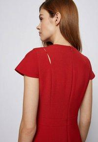 BOSS - DILIRA - Robe fourreau - red - 4