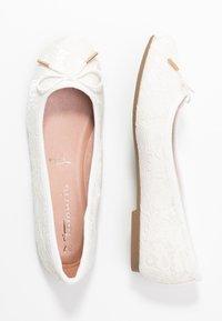 Tamaris - Ballet pumps - champagne - 3