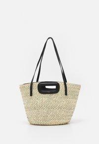 maje - BASKET - Handbag - noir - 1
