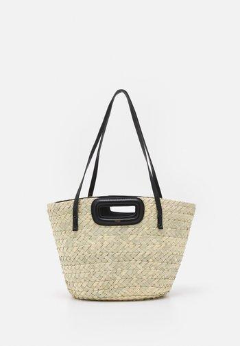 BASKET - Handbag - noir
