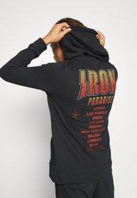 Under Armour - ROCK TERRY - Sweat à capuche zippé - black - 3