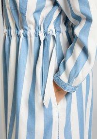Lee Plus - LONG WORKER  - Shirt dress - dawn blue - 4