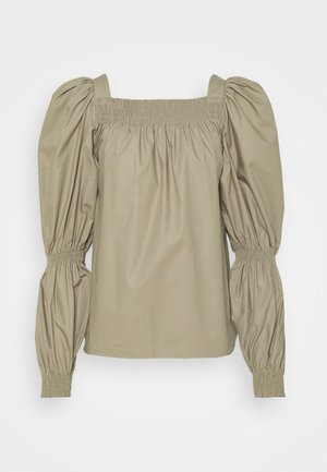 TEA - Blouse - sage green