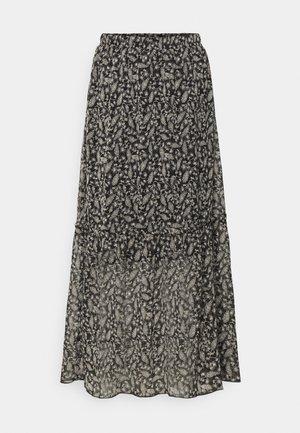 VALERIE SKIRT - A-line skirt - black
