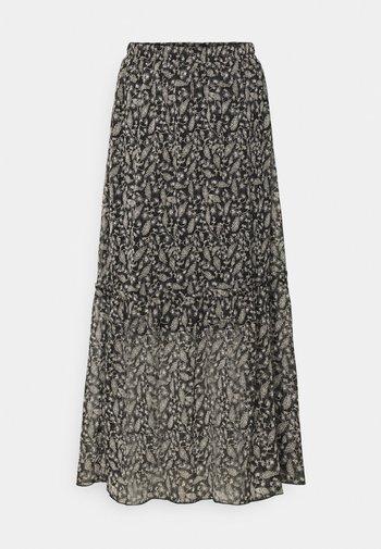 VALERIESZ  - Maxi skirt - black