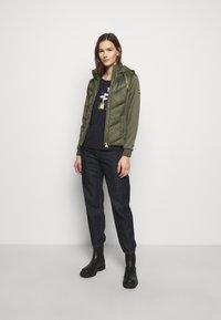 Barbour International - Light jacket - vine - 1