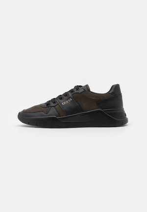 LUCCA - Sneakersy niskie - black/grey