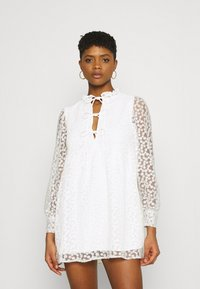 Gina Tricot - DEA DRESS - Cocktail dress / Party dress - off-white - 0