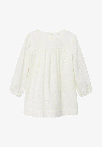GINA - Day dress - gebroken wit