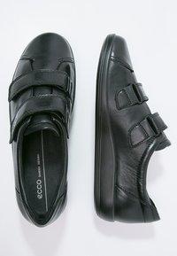 ECCO - SOFT 2.0 - Sneakers - black - 3