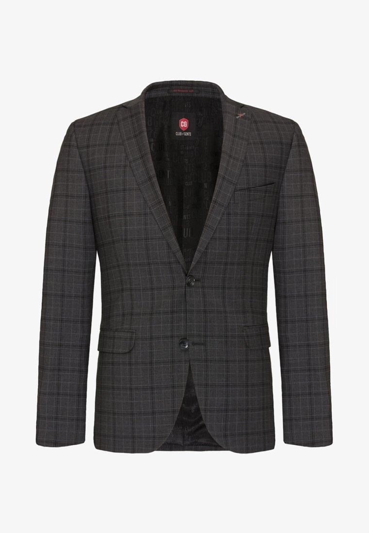 CG – Club of Gents - CADEN  - Blazer jacket - grey