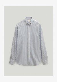 Massimo Dutti - Formal shirt - blue - 0