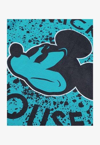 DISNEY MICKEY 'MAUS MODE' TEE - Print T-shirt - aqua