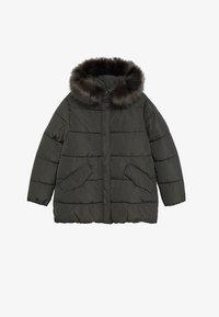 Mango - VIKINGA - Winter coat - dunkelgrau meliert - 4