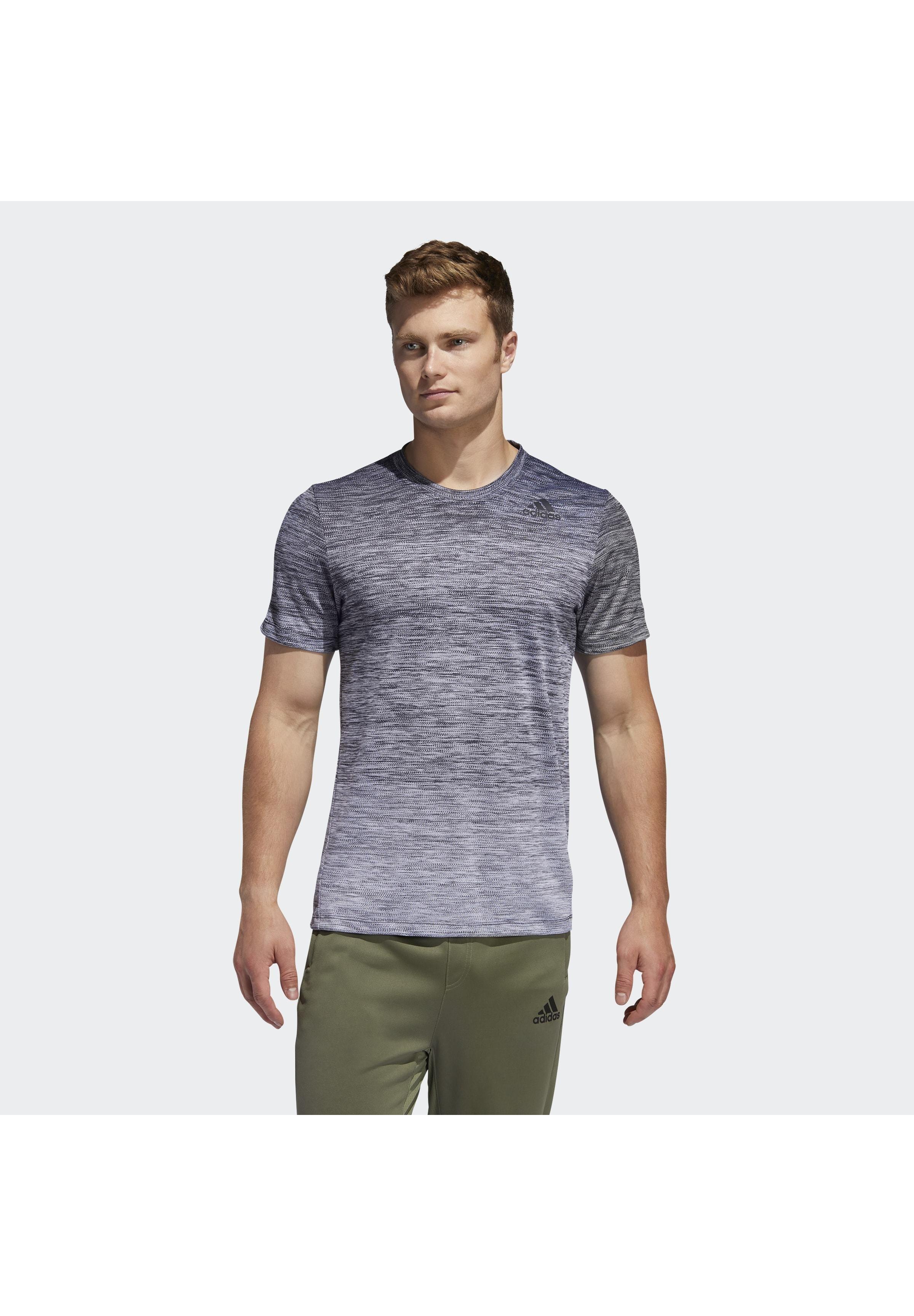 Herren AEROREADY TRAINING SPORTS SHORT SLEEVE TEE - T-Shirt print