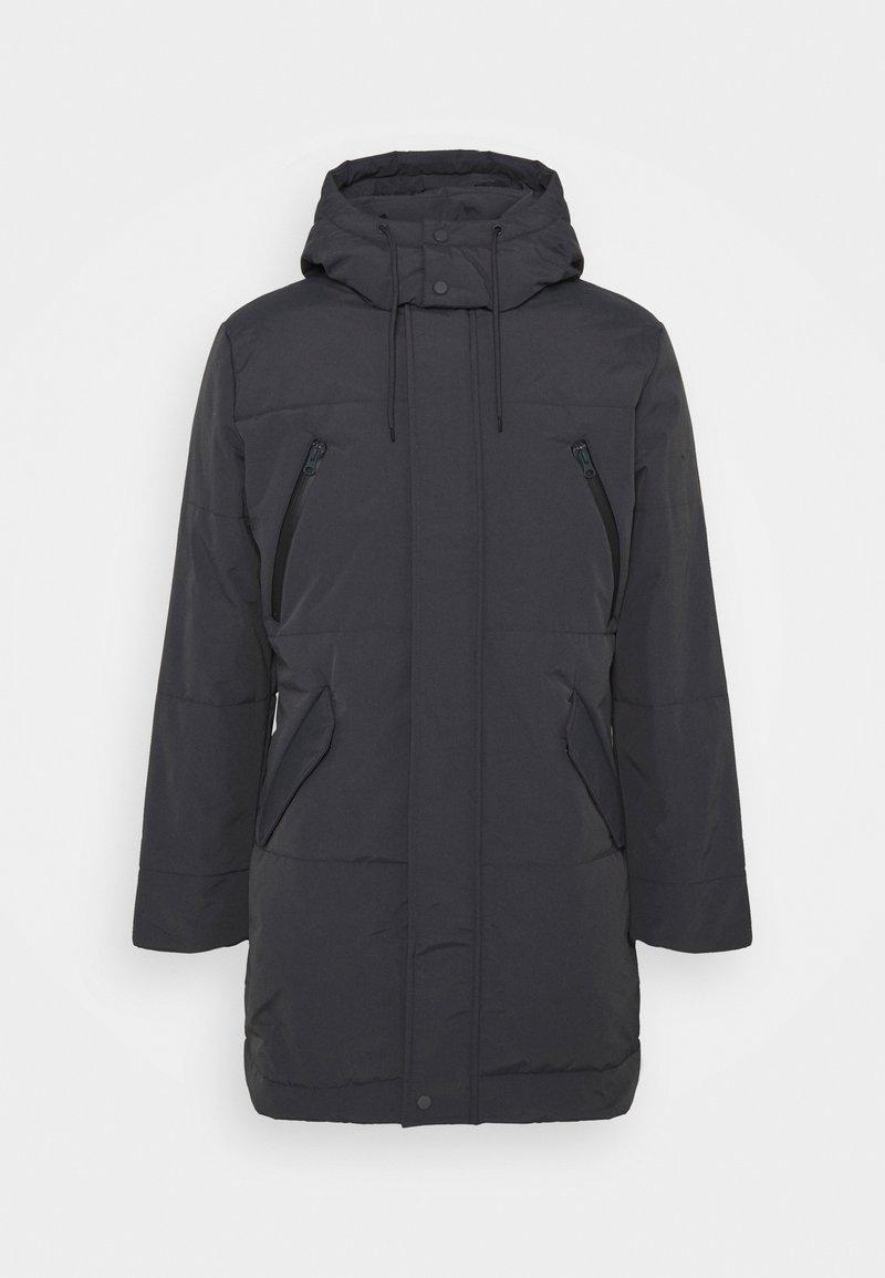 NU-IN - PUFFER JACKET - Light jacket - navy