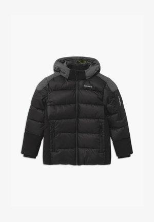 LOMBARD UNISEX - Snowboardová bunda - black