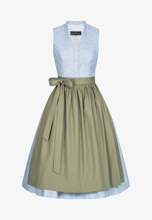 LOTTI - Dirndl - light blue