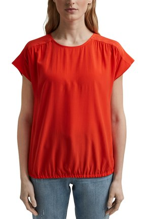 Bluse - orange red