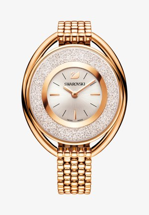 OVAL  - Watch - rose gold-coloured