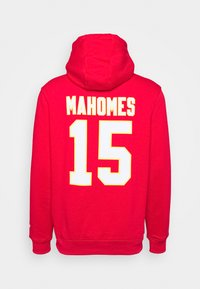 Fanatics - NFL PATRICK MAHOMES KANSAS CITY CHIEFS ICONIC NAME & NUMBER  - Club wear - red - 1