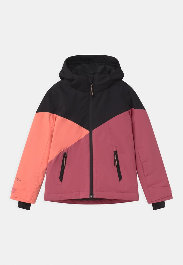 SHEERWATER GIRLS - Snowboard jacket - pink grape