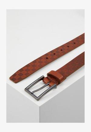 BELT - Belt - sandalwood
