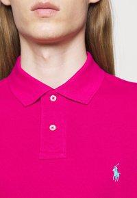 Polo Ralph Lauren - SHORT SLEEVE KNIT - Polo - aruba pink - 4
