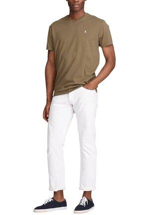 POLO RALPH LAUREN HERREN T-SHIRT - T-shirt - bas - green