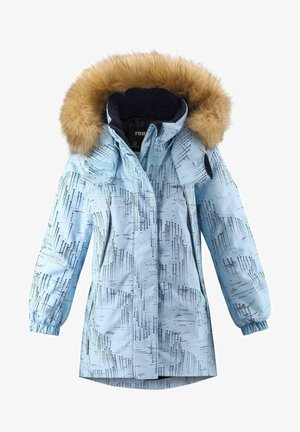 SILDA - Winter coat - blue dream