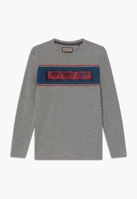 Petrol Industries - Long sleeved top - light grey - 0