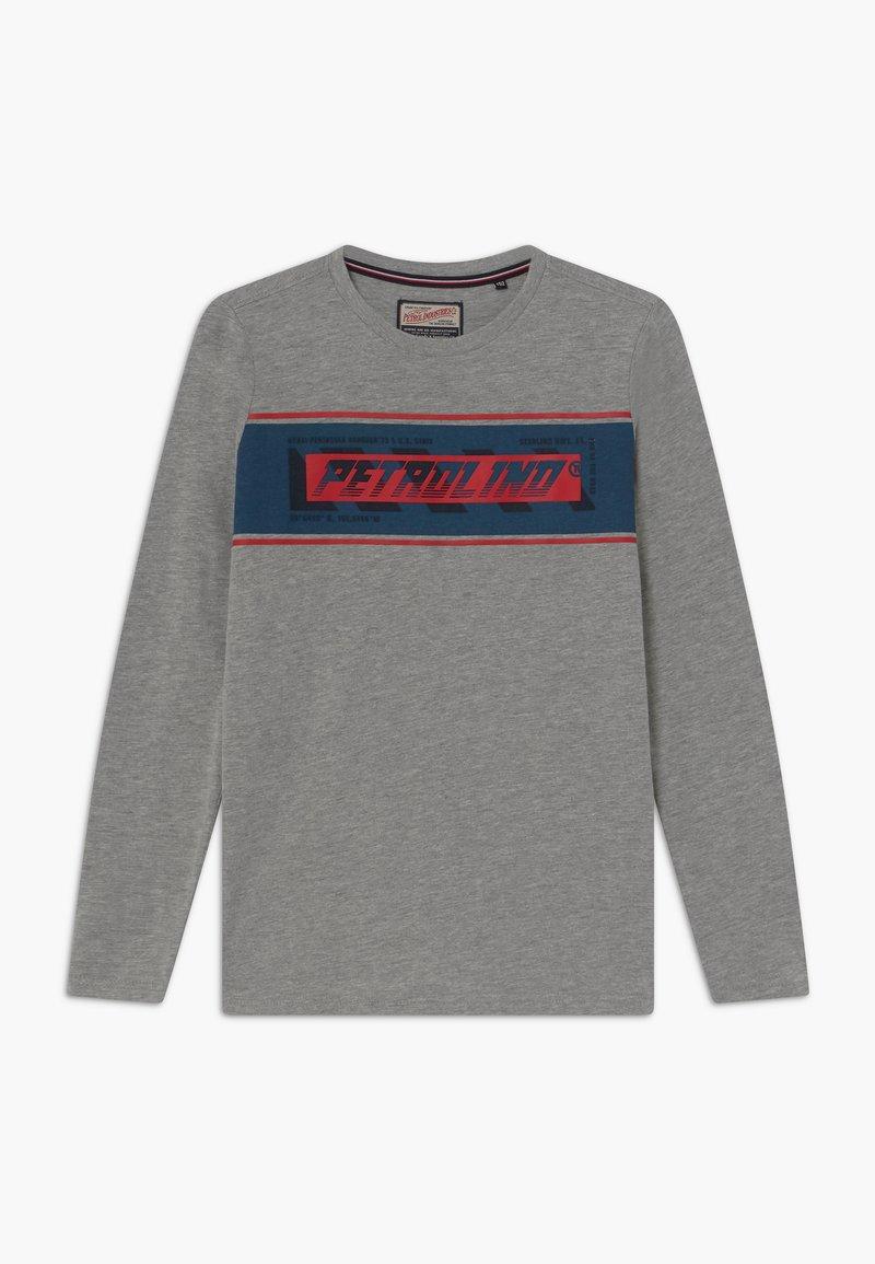 Petrol Industries - Long sleeved top - light grey