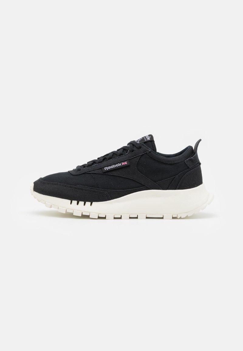 Reebok Classic - CLASSIC LEGACY GROW UNISEX - Sneakers - core black/chalk