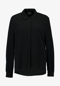 Object - Button-down blouse - black - 4