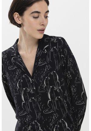 Pyjama top - schwarz