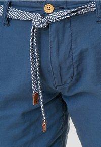 INDICODE JEANS - HAVER - Trousers - dark denim - 3