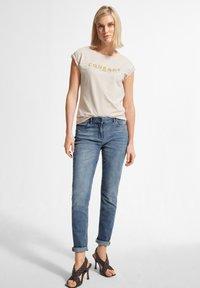comma - Slim fit jeans - blue - 1